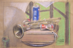 Oliver-Gerke-Trompete-Dosen-Buch